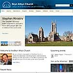 Bryn Athyn launches a new website design!